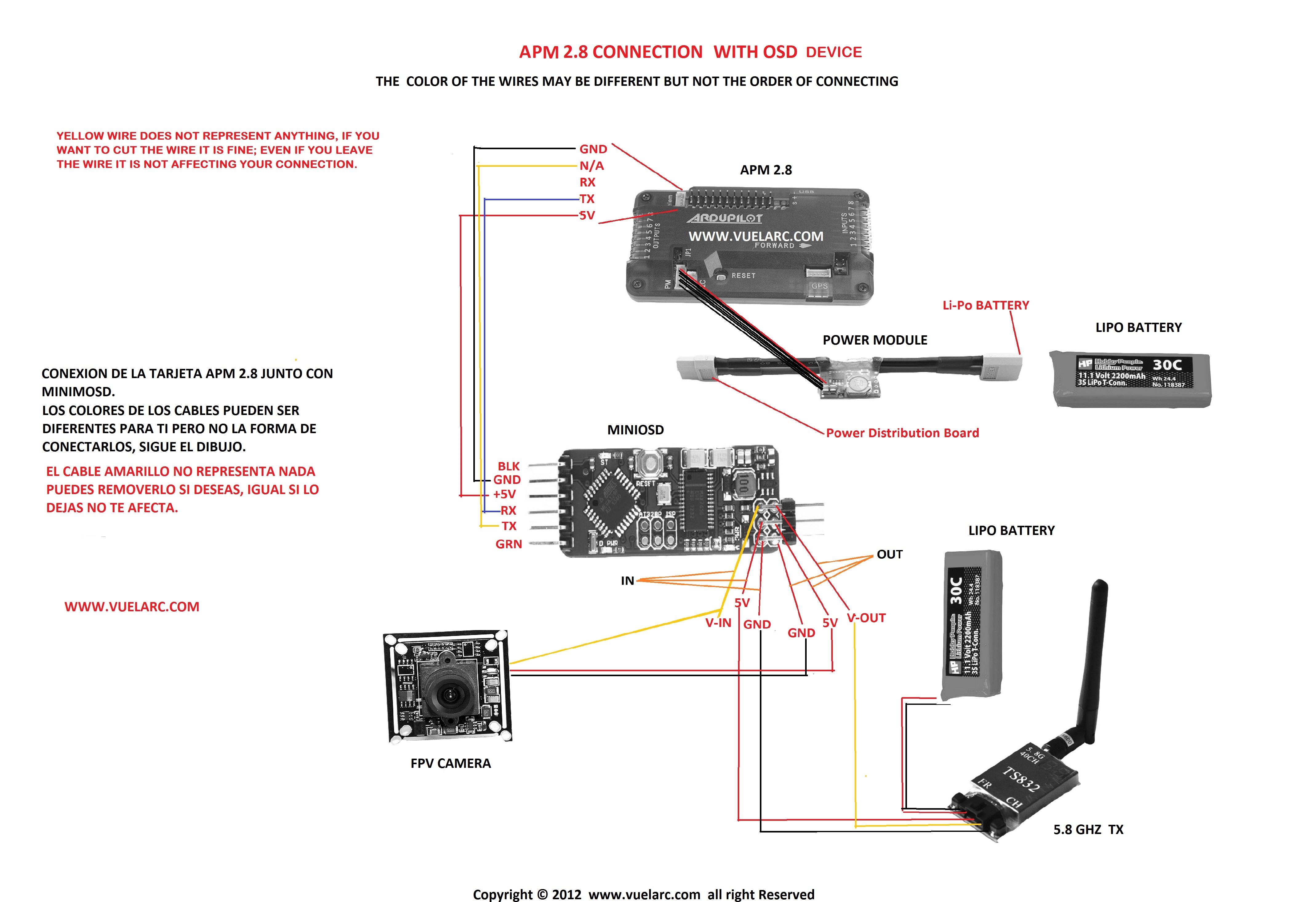 Osd 3dr Wiring Diagram